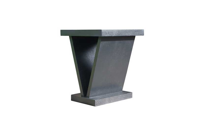 Cinco lamp table
